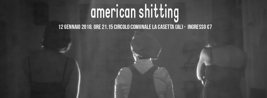 American shitting - 12 gennaio 2018