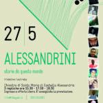 Alessandrini, storie da questo mondo