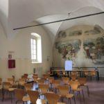 Sala dell'Affresco - Chiostro di Santa Maria di Castello