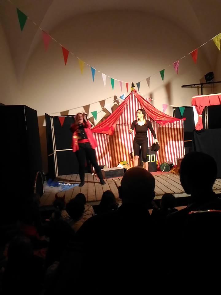 Bádelèn il circo dei sogni - Borgo del teatro