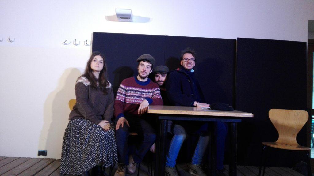 Piccola pausa per Borgo del teatro - 19 febbraio 2018