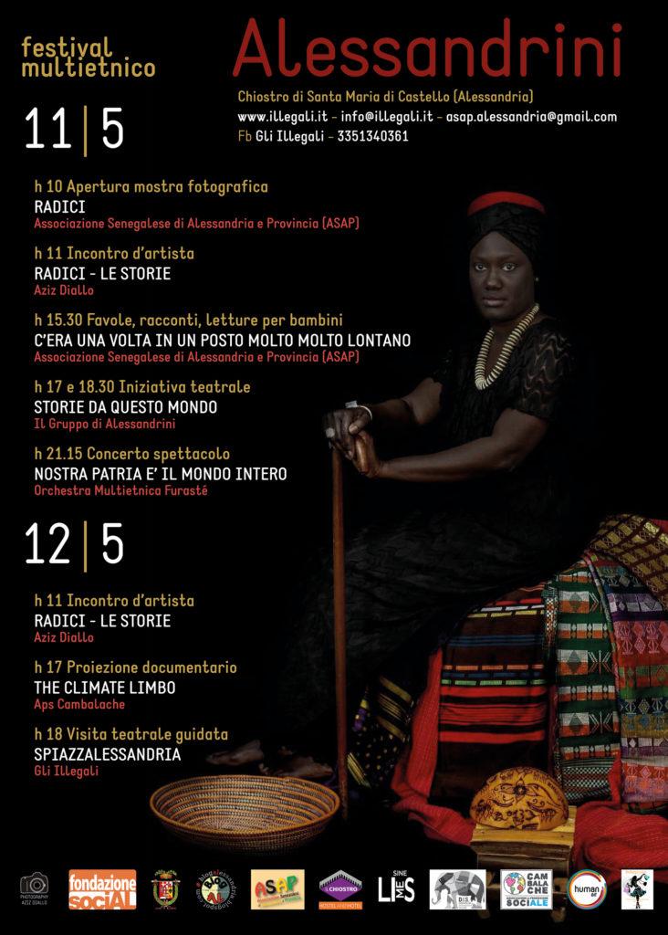 Alessandrini - Festival multietnico