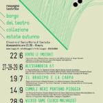 Borgo del Teatro 2019 - Collezione estate autunno