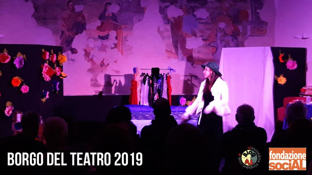 Chiusura della rassegna inverno primavera - Borgo del Teatro 2019