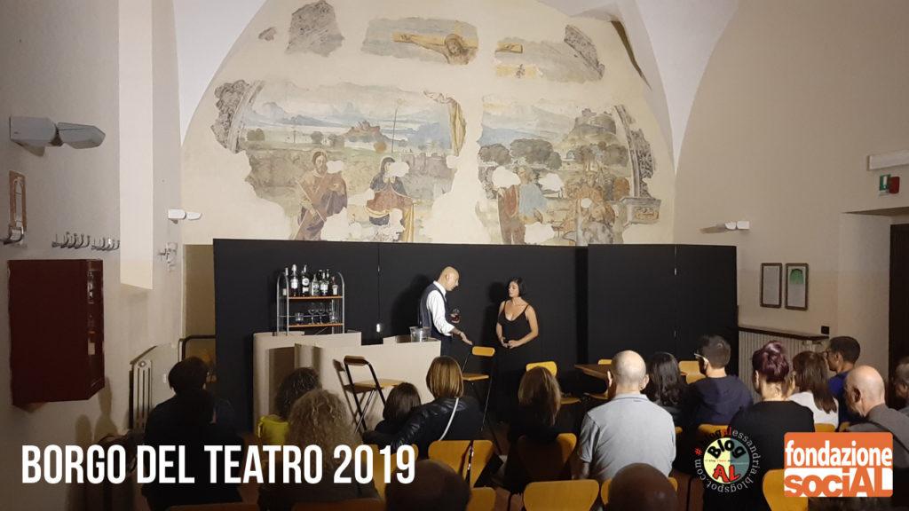 Conclusione di Borgo del Teatro 2019