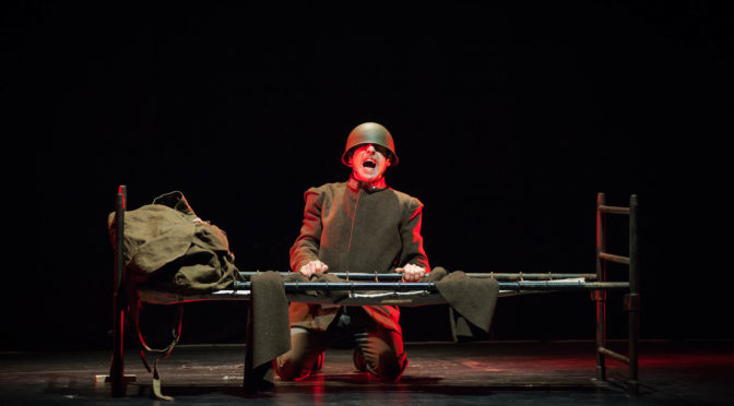 Soldato mulo va alla guerra – 24 febbraio 2019. Borgo del Teatro