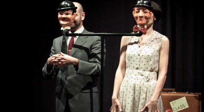 Stanlio & Ollio: un mondo d'allegria! – 31 marzo 2019. Borgo del Teatro