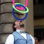 Un clown in equilibrio – 13 settembre 2020. Borgo del Teatro