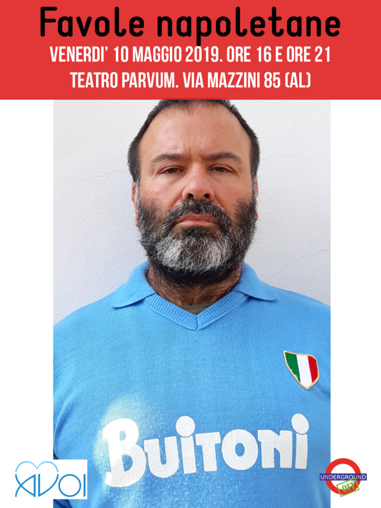 Favole napoletane - 10 maggio 2019
