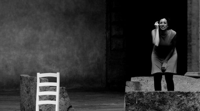 Alberto Pezzuti. Concorso Lo spirito del teatro. Premio Marco Triches