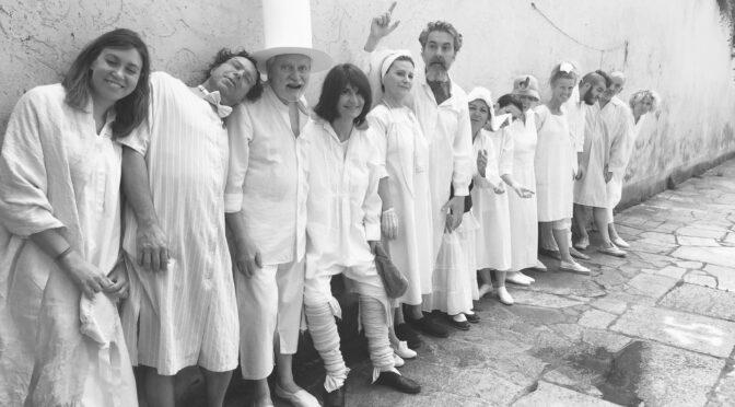 Massimo Palin. Concorso Lo spirito del teatro. Premio Marco Triches