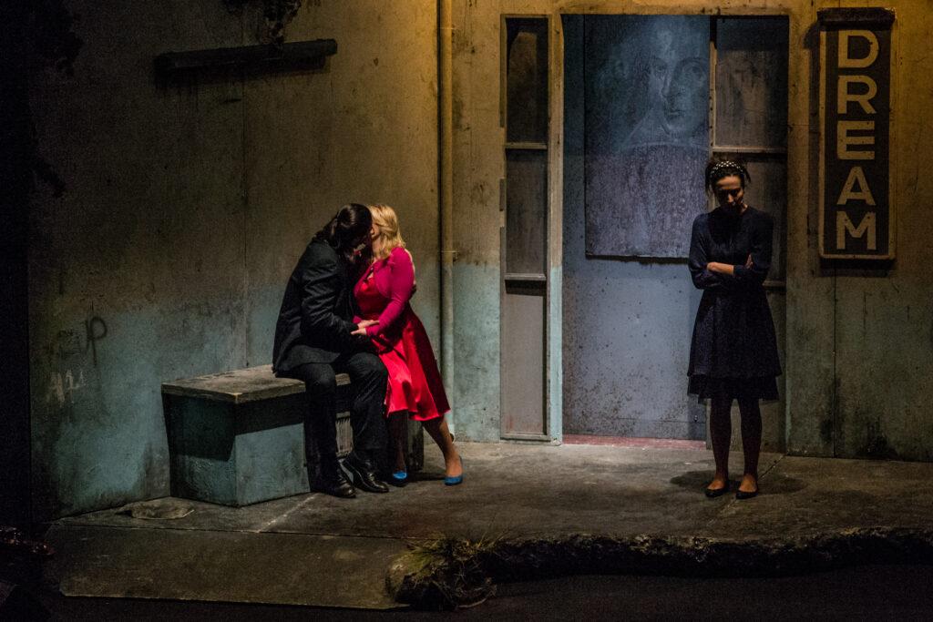 Luca Zonari. Concorso Lo spirito del teatro. Premio Marco Triches