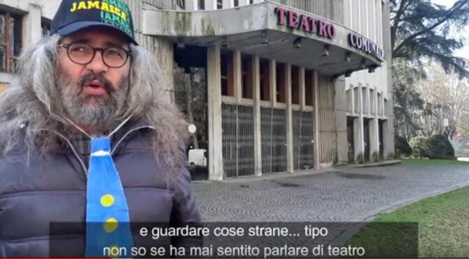 Radio Illegale – Giornata del teatro 27 marzo 2021. Architetto Meier e il teatro comunale