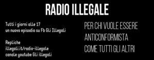 Si conclude Radio Illegale