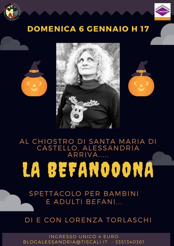 La Befanooona - 6 gennaio 2019
