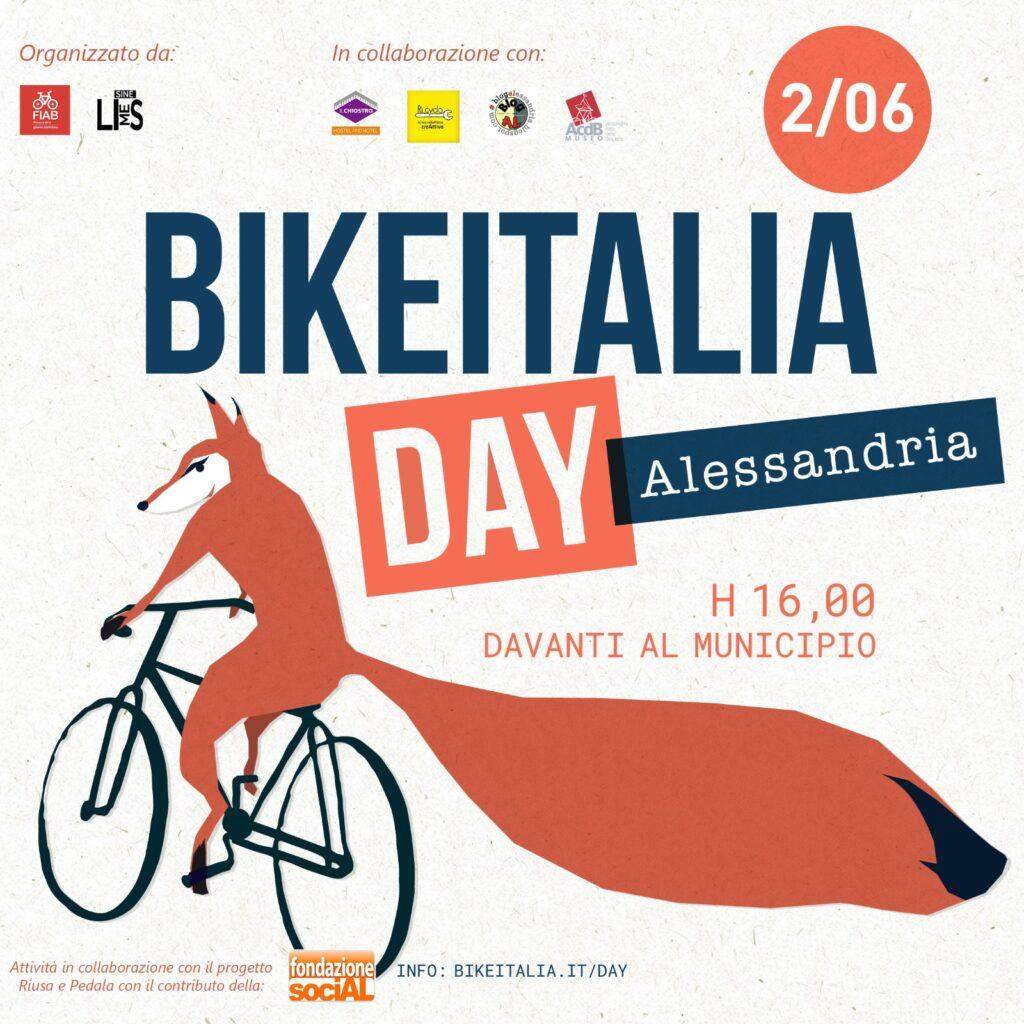 BikeItalia Day - Alessandria